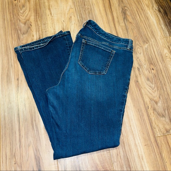 Torrid Jeans Relaxed Boot Size 18 R